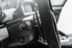 画像6: BMW 1シリーズ F20 ハンドル用パドルシフト 本物DryCarbon ドライカーボン 116 118 M135 M140 (6)